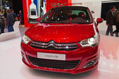 Citroen C4 — Stock Photo