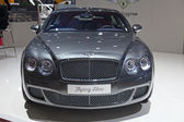 "Bentley Continental ""Flying Star"" — 图库照片"