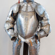 Knights armour - Stock Photo