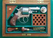 Old revolver — Stock Photo