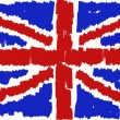 Union jack — Stock Photo #11368222