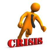 Crisis — Stock Photo