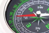 Compass closeup — Stock Photo