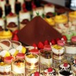 Gourmet catering for a special occasion — ストック写真