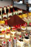 Gourmet catering para una ocasión especial — Foto de Stock