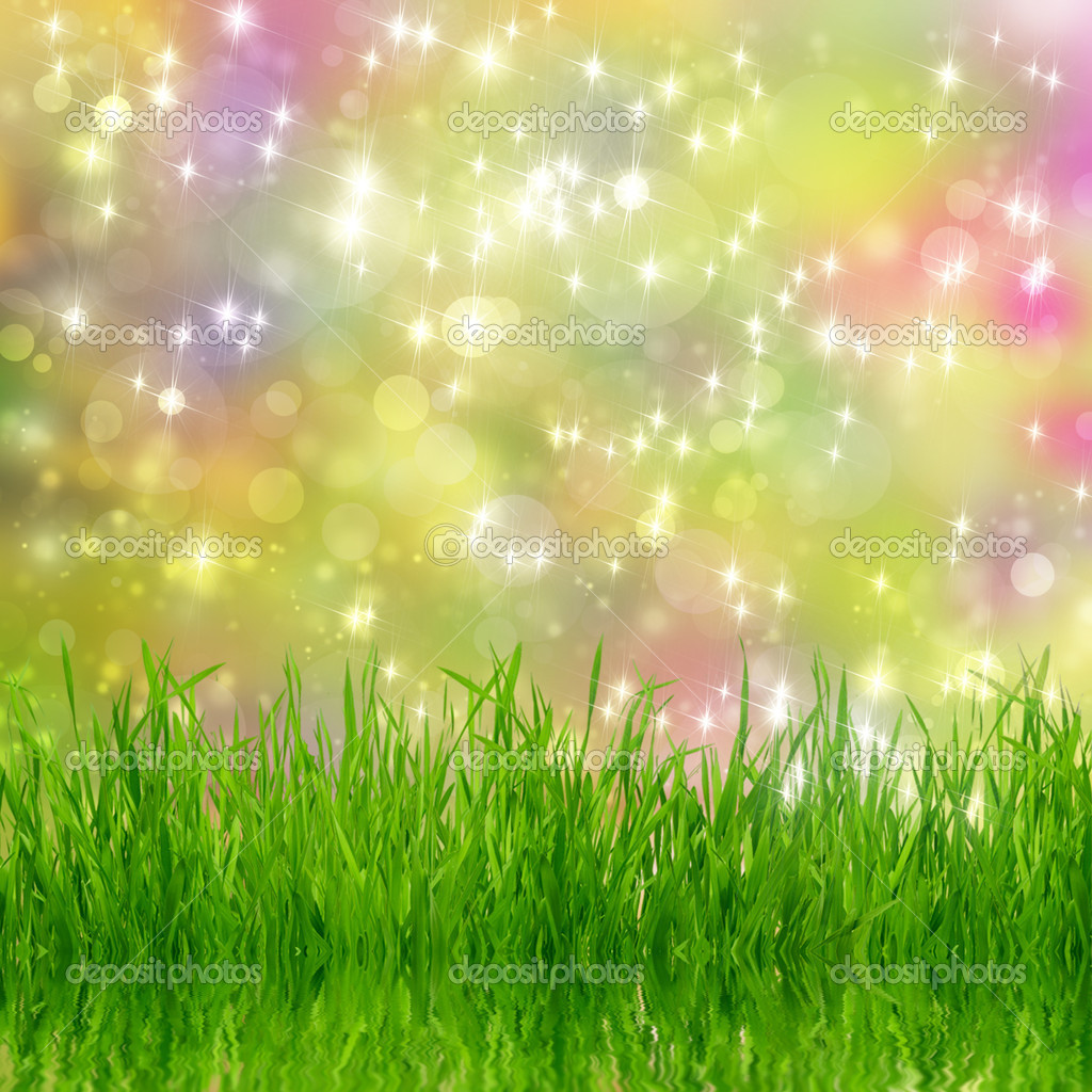 Natural Background Images Natural background with grass