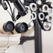 Medical Equipments For Eye Checkup - Stok fotoğraf