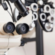 Medical Equipments For Eye Checkup - Stock Photo