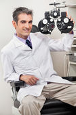 For Your Eye Checkup — Stock Photo
