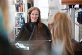 Women at Beauty Salon — Stock Photo