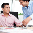 Architects Working Together — Stock Photo
