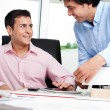 Architects Working Together — Stock Photo #12259892