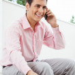Young Man On Call — Stock Photo #12259926