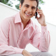 Executive On Phone Call — Stock Photo #12382430