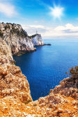 Cape Lefkatas, Lefkada — Stock Photo