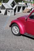 Beetle car — Foto de Stock