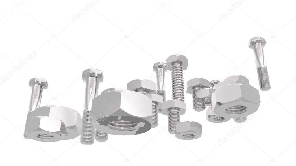 Hardware compositions  Stock Photo #11957907