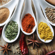 Spices — Stock Photo #11260896