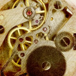 Stock Photo: Clock mechanism 2