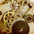 meccanismo orologio 2 — Foto Stock