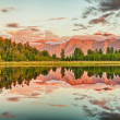 Stock Photo: Matheson Lake