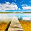 Stock Photo: Lake