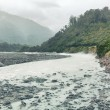 Stock Photo: Glacial river
