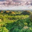 Chocolate Hills — Stockfoto #11800811