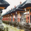 Balinese temple — Stock Photo #12276655