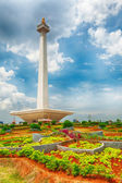 National Monument Monas — Stock Photo