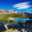 Mount Fitz Roy, Patagonia, Argentina — Stock Photo #11377779