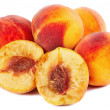 Royalty-Free Stock Photo: Peaches