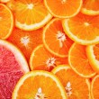 Stock Photo: Citrus background