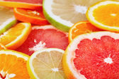 Citrus fruits — Fotografia Stock