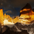 Mount Fitz Roy, Patagonia, Argentina — Stock Photo #11715085
