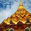 Traditional Thai architecture — Stock Photo #11779422