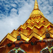 Traditional Thai architecture - Stock Photo