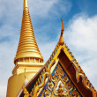 Stock Photo: traditional thai architecture