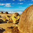 Moeraki Boulders, New Zealand - Stockfoto
