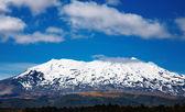 Mount Ruapehu, New Zealand — Stock Photo