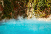 Inferno Crater, New Zealand — Stock Photo