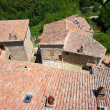 Italian city rooftops - Stock fotografie