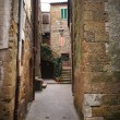 Small backstreet in an italian village — Stock Photo #11389484
