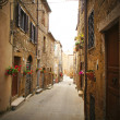 Small backstreet in an italian village — Stock Photo #11389502