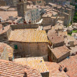 Stock Photo: Italian city rooftops
