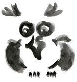 сова — Стоковое фото
