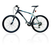 Mountain bicycle bike — Stockfoto