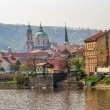View on old  Prague - Stock Photo