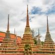 Courtyard with Stupa at Wat Pho — Stock Photo #12325493