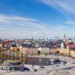 Panorama of Stockholm, Sweden — Stock Photo #11167325